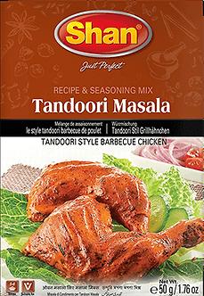 Tandoori Masala SHAN   50g