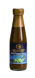Black Pepper Sauce BLUE ELEPHANT   190ml