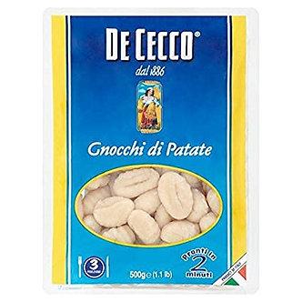 Gnocchi (Potato Dumpling) DE CECCO     500g