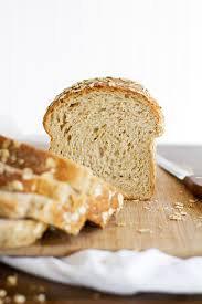 Multigrain Sandwich Bread (Eggless)