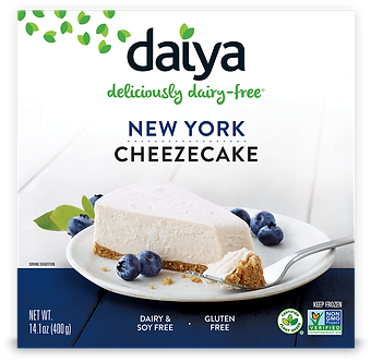 New York Cheezecake DAIYA    14.1oz