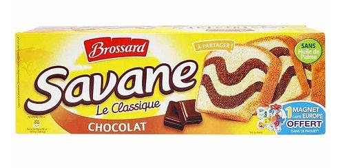 Chocolate Marble Cake BROSSARD    300g