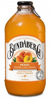Peachee Sparkling Drink BUNDABERG   375ml
