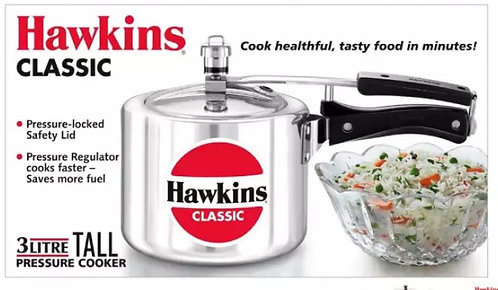 Pressure Cooker HAWKINS CLASSIC 3 litre