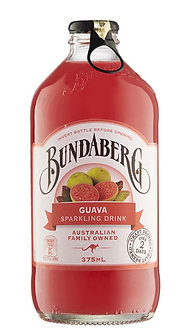 Guava Sparkling Drink BUNDABERG   375ml