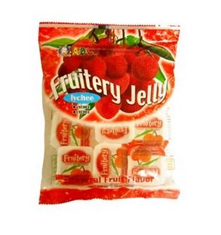 Fruity Coconut Jelly - Lychee ABC  275ml