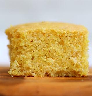 Lemon Cake (Eggless)