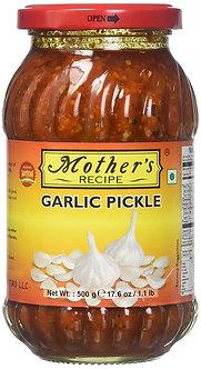 Garlic Pickle  MOTHER'S   500g