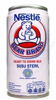 Susu Steril BEAR BRAND   18ml