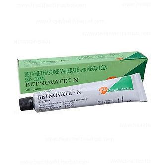 Betamethasone Valerate and Neomycin  Cream Skin