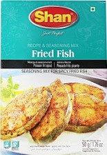 Fried Fish SHAN    50g