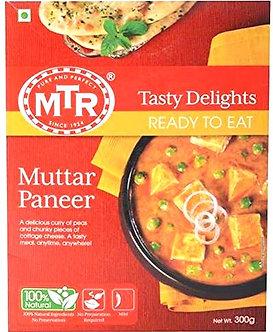 Muttar Paneer MTR  300g