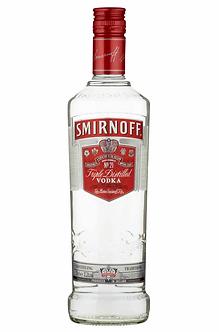 Smirnoff Vodka    100cl