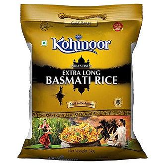 Extra Long Basmati Rice KOHINOOR   5kg