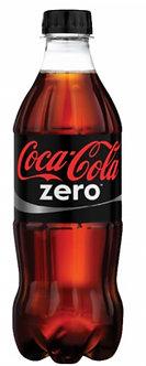 Coca Cola Zero   1.25 litre