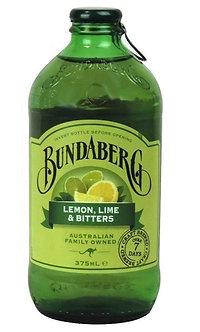 Lemon Lime Bitter BUNDABERG   375ml