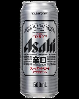 Asahi Beer King Can   500ml