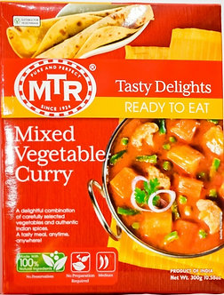 Mixed Vegetable Curry  MTR   300g