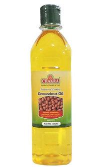 Groundnut Oil CHAKRA   500ml