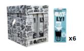 Oatly Enriched Milk 1L Case