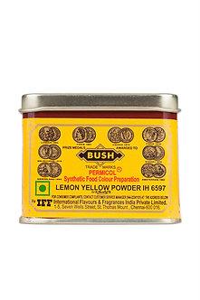 Lemon Yellow Food Colour BUSH   100g