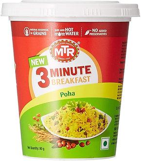 3-Min Breakfast Poha MTR   80g