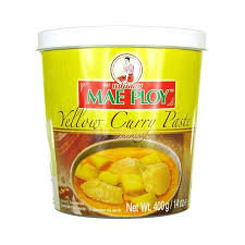 Yellow Curry Paste  MAE PLOY   400g