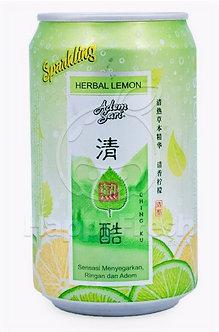 Sparkling Herbal Lemon ADAM SARI   320ml