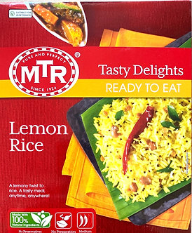 Lemon Rice MTR   300g