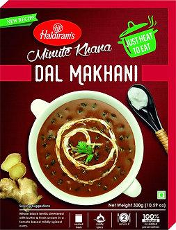 Minute Khana - Dal Makhani  HALDIRAM'S   300g