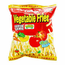 Tomato Flavoured Vegetable Fries CALBEES   42g