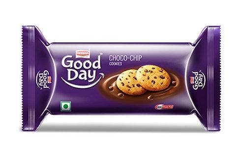 Good Day Chocochip Cookies  BRITANNIA    120g
