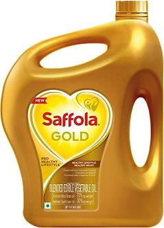 Gold Blended Oil SAFFOLA    5 litre
