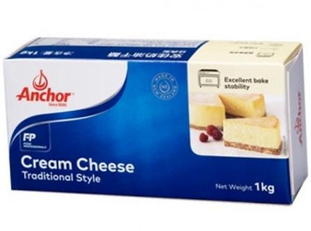 Anchor Cream Cheese ANCHOR   1kg