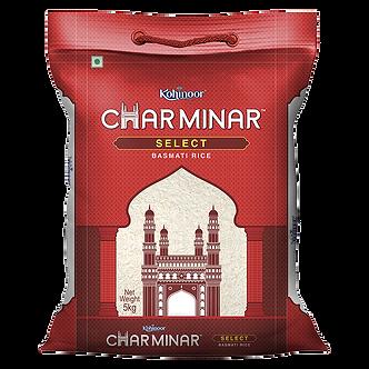 Charminar Select Basmati Rice KOHINOOR    5kg