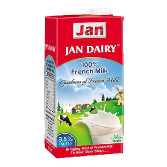 Jan Milk 1 Carton (12 pcs)