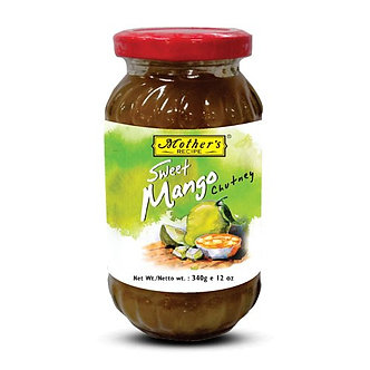 Sweet Mango Chutney  MOTHER'S    340g