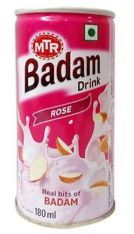 Badam (Rose) Drink  MTR   180ml