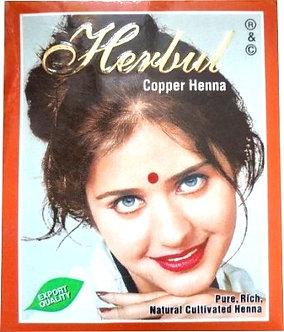 Copper Henna HERBAL   60g