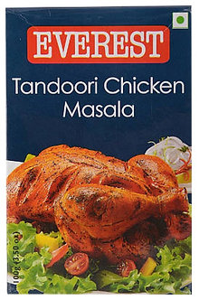 Tandoori Chicken Masala  EVEREST    100g