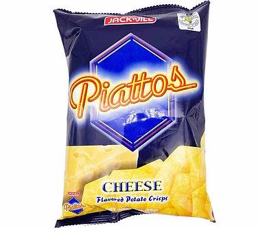 Piattos Cheese JACK 'N JILL    85g