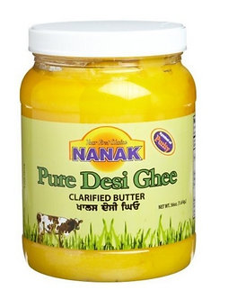 Pure Desi Ghee NANAK   800g