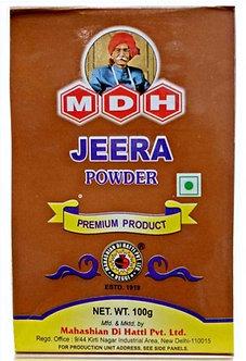 Jeera (Cumin) Powder  MDH   100g