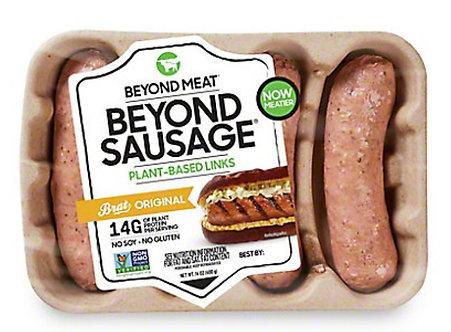 Beyond Sausage Brat Original BEYOND MEAT   14oz