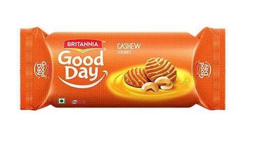Good Day Cashew Cookies  BRITANNIA   75g