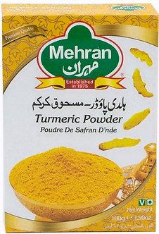 Turmeric Powder  MEHRAN   100g