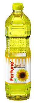 Refined Sunflower Oil  FORTUNE   1 litre
