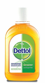 Antiseptic Liquid  DETTOL   495ml