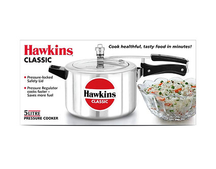 Pressure Cooker HAWKINS CLASSIC 5 litre