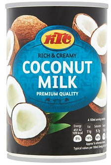 Coconut Milk  KTC   400g